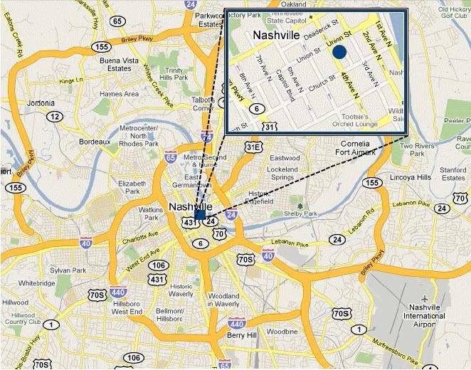 333 Union Street Map